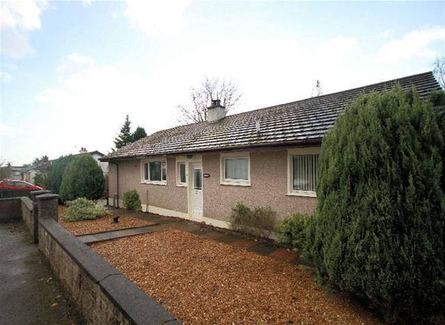 3 Bedrooms Detached House for sale in 8, Fernoch Drive, Lochgilphead