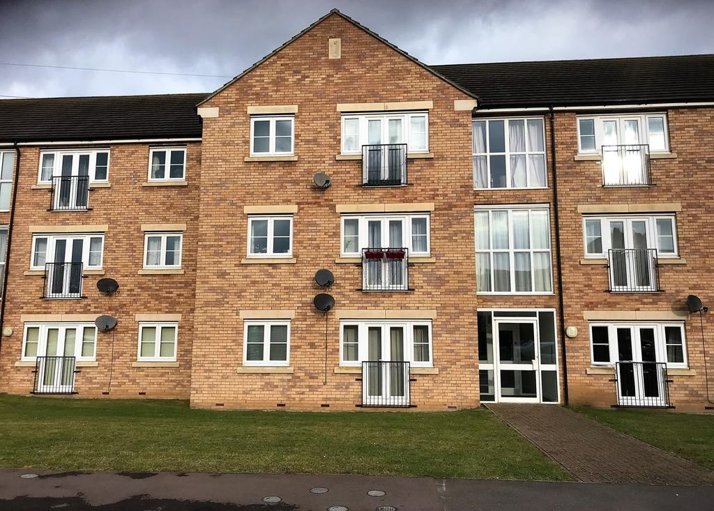 2 Bedrooms Flat for sale in Falcon Way, Bourne, PE10