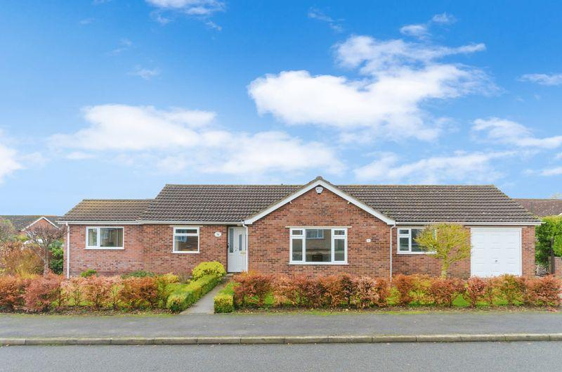 3 Bedrooms Bungalow for sale in Thornton Crescent, Horncastle