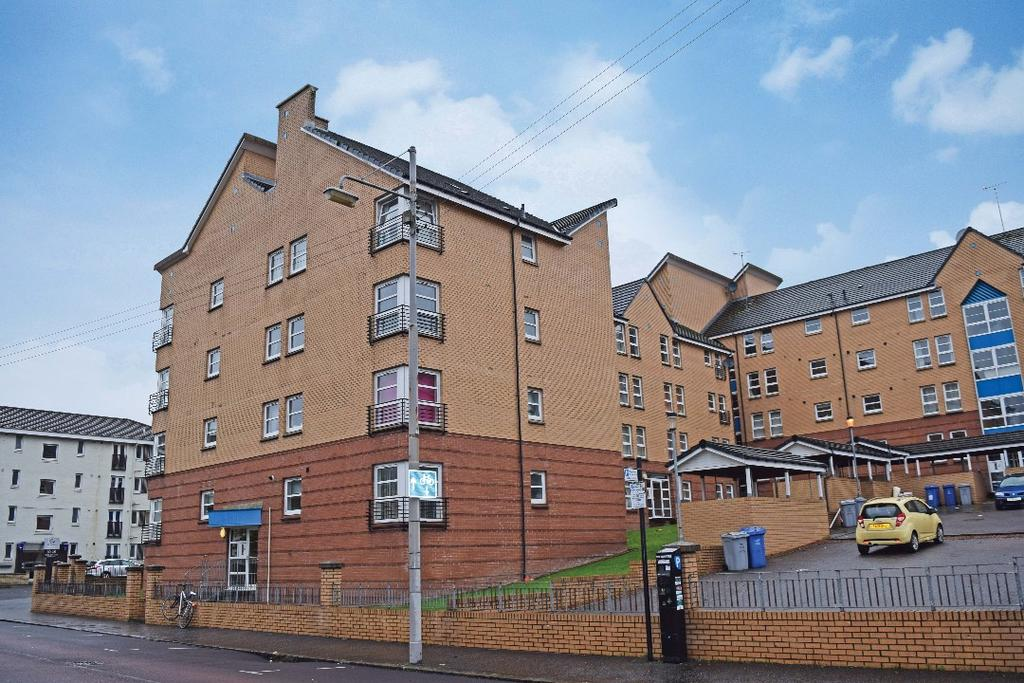 2 Bedrooms Flat for sale in Carfrae Street, Flat 0/2, Yorkhill, Glasgow, G3 8SS