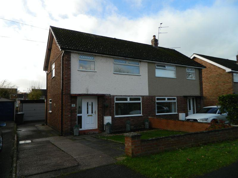 3 Bedrooms Semi Detached House for sale in Queens Drive, Sandbach