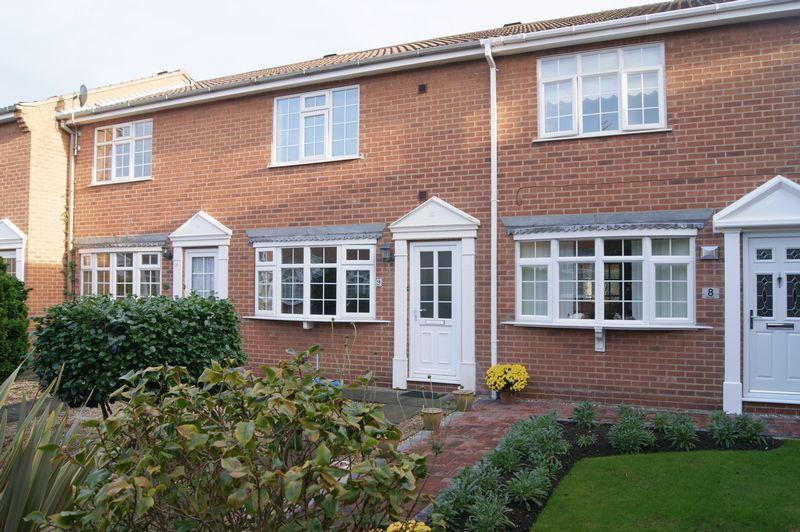 2 Bedrooms Terraced House for sale in The Croft, Newark