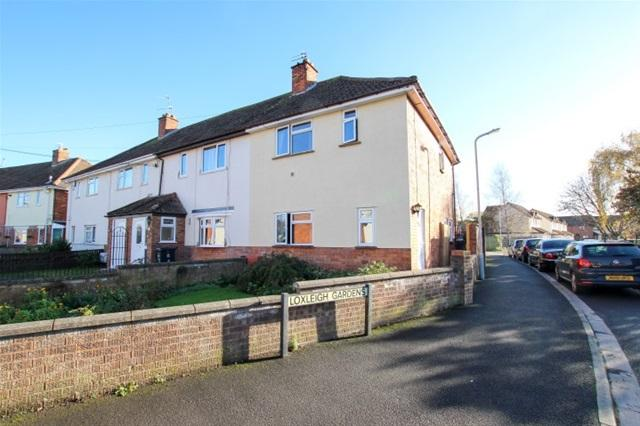 3 Bedrooms Terraced House for sale in Penzoy Avenue , Bridgwater