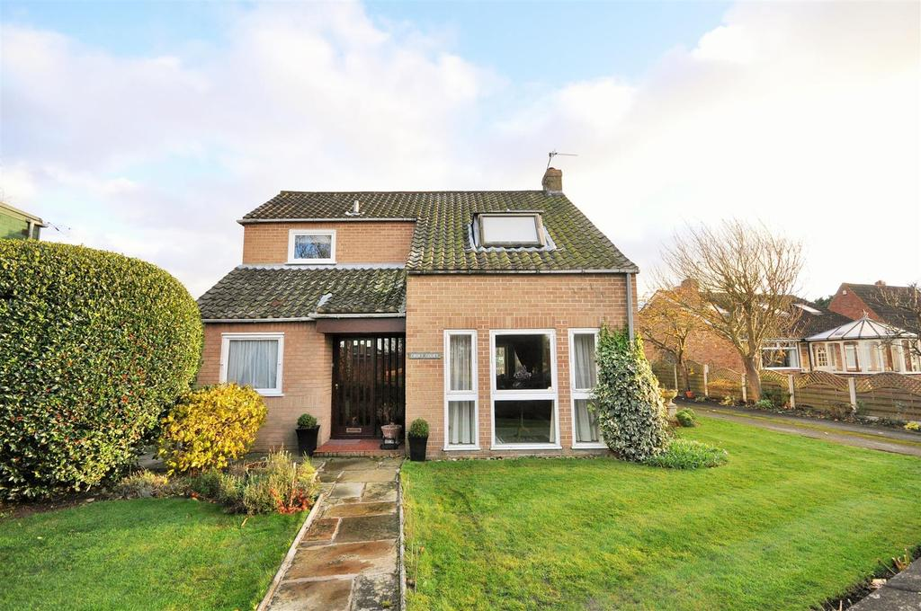 4 Bedrooms Detached House for sale in School Lane, Upper Poppleton, York