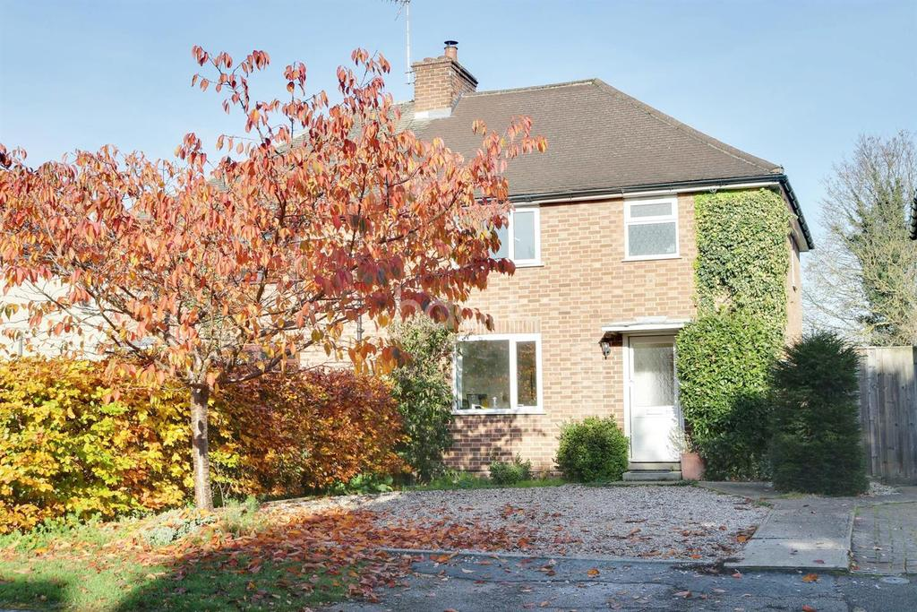 3 Bedrooms Semi Detached House for sale in Gog Magog Way, Stapleford, Cambridgeshire