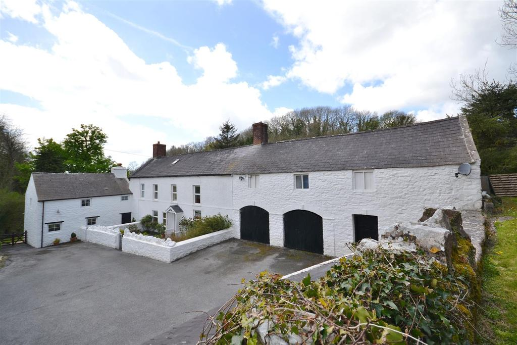 5 Bedrooms Land Commercial for sale in Broadway, Laugharne, Carmarthenshire