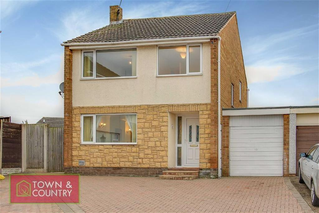 3 Bedrooms Detached House for sale in Hadfield Close, Connahs Quay, Deeside, Flintshire