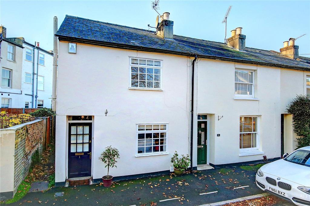 2 Bedrooms End Of Terrace House for sale in Lindum Road, Teddington, TW11