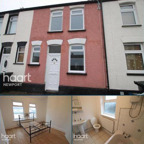 3 bedroom terraced house to rent - Argyle street, Newport