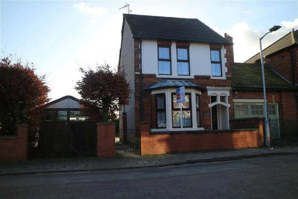 3 Bedrooms Detached House for sale in George Street, Kirkby In Ashfield, Notts, NG17