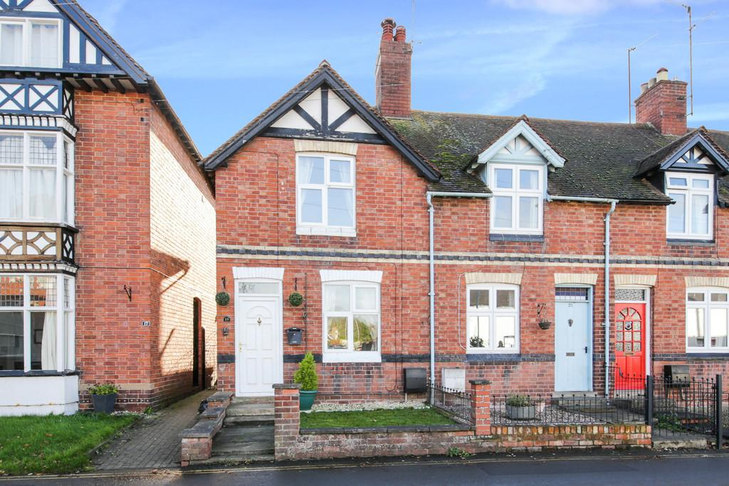 2 Bedrooms End Of Terrace House for sale in Tenbury Wells, Worcestershire, WR15 8EL