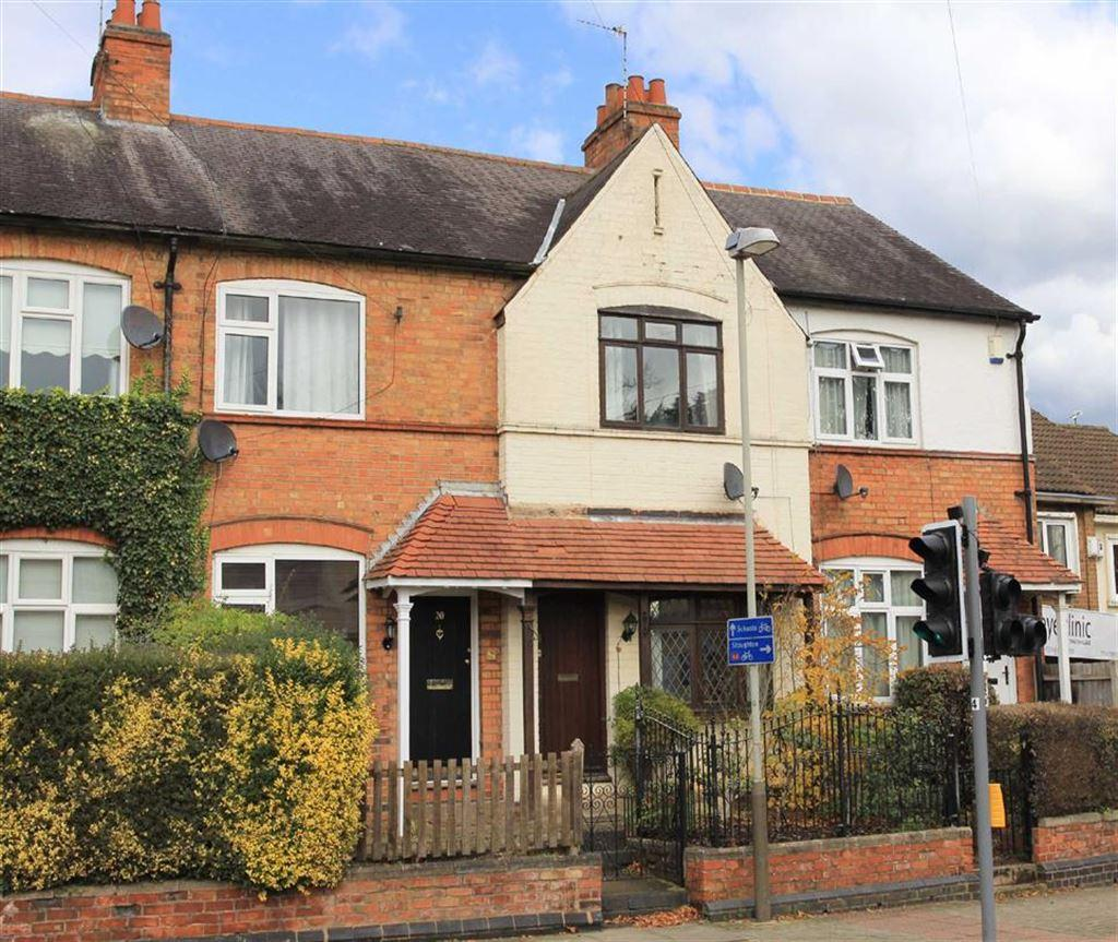 2 Bedrooms Terraced House for sale in Main Street, Evington, Leicester