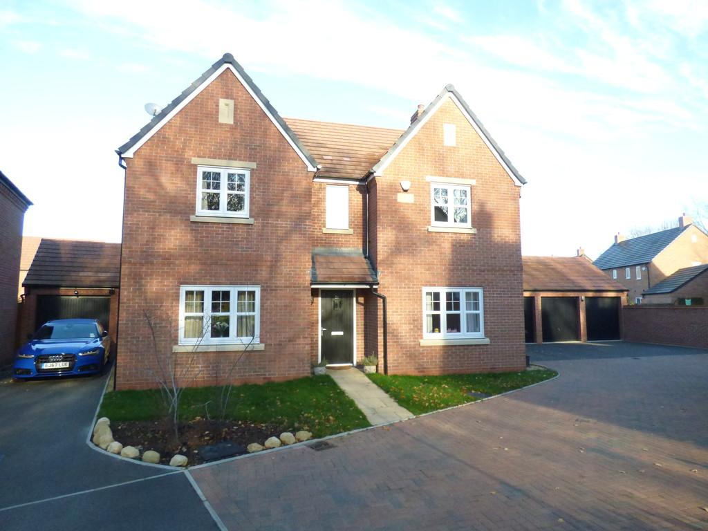 4 Bedrooms Detached House for sale in Meon Vale , Stratford-Upon-Avon