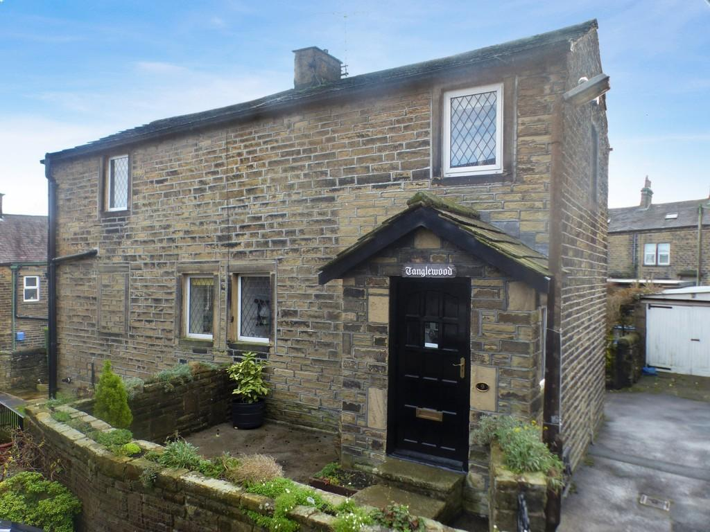 3 Bedrooms Detached House for sale in Hall Street, Haworth