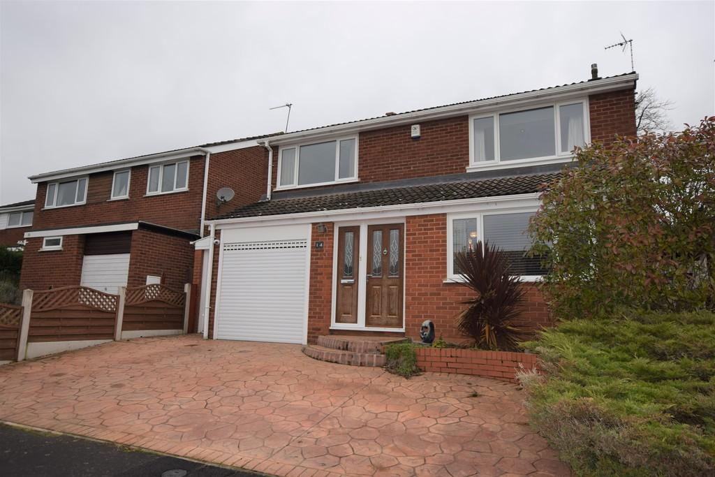 4 Bedrooms Detached House for sale in Hayes End, Desford