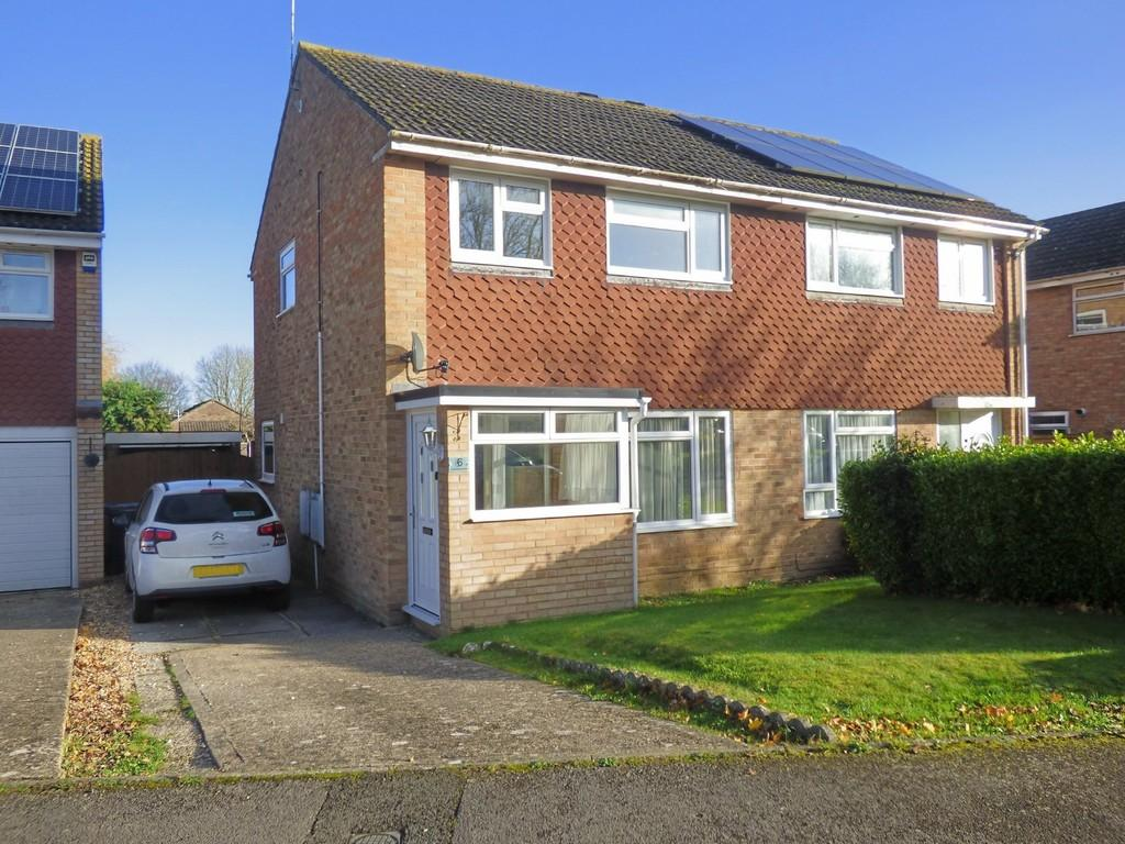 3 Bedrooms Semi Detached House for sale in MERLEY