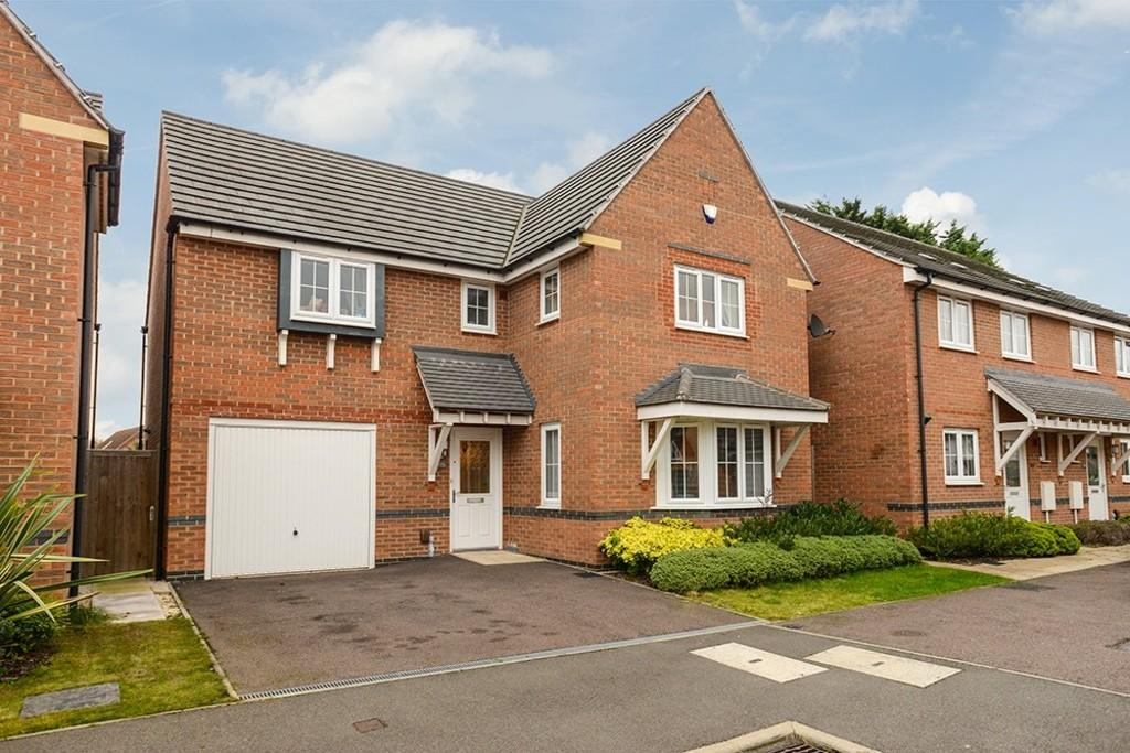 4 Bedrooms Detached House for sale in Perkins Way, Chilwell