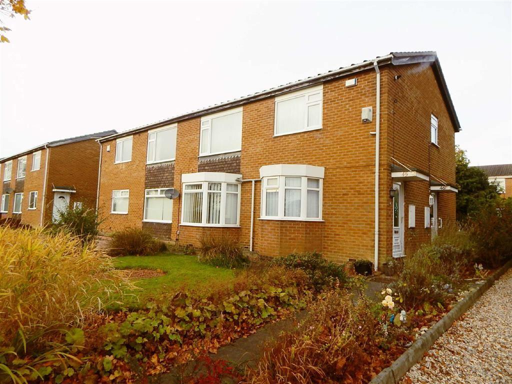 2 Bedrooms Apartment Flat for sale in Canterbury Avenue, Hadrian Park, Wallsend, NE28