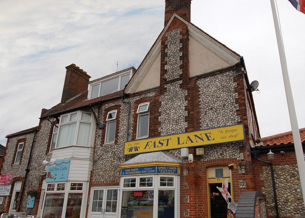 1 Bedroom Flat for sale in Station Road, Sheringham