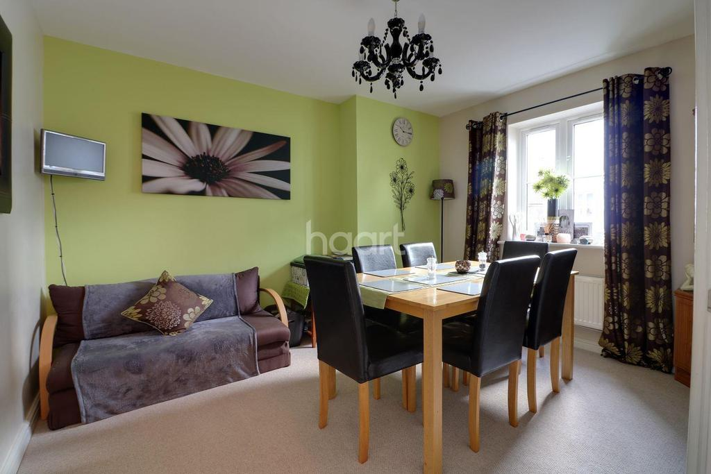 4 Bedrooms Detached House for sale in Daisy Street, Wymondham