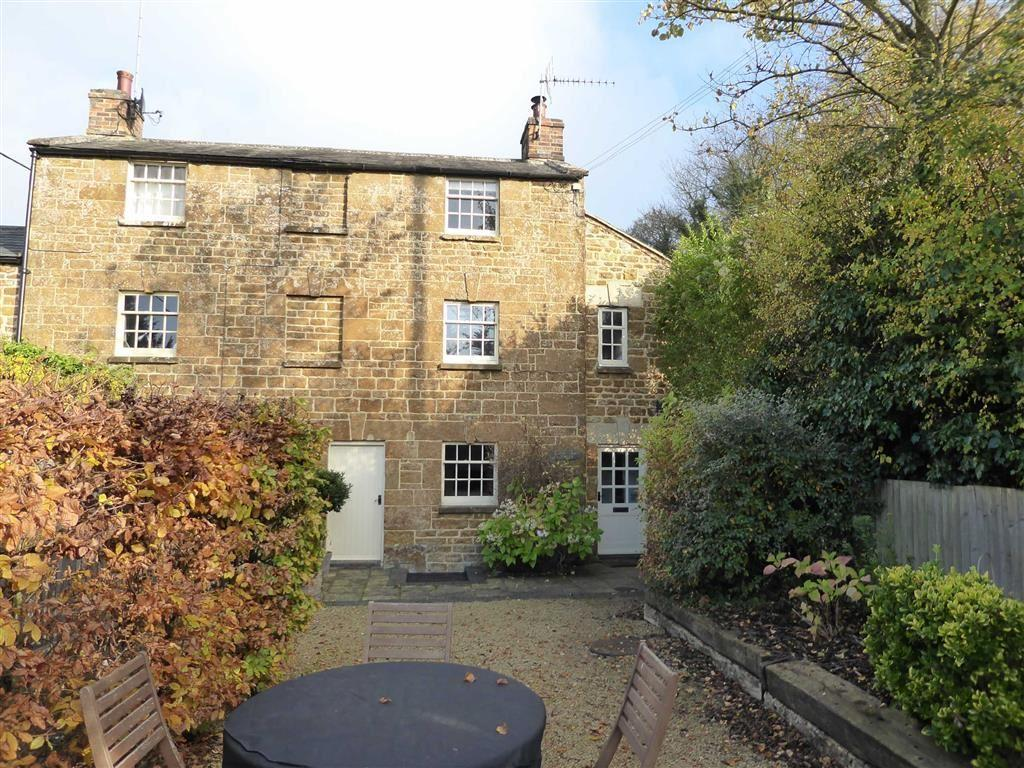 2 Bedrooms Cottage House for sale in Masons Arms Cottages, Swerford