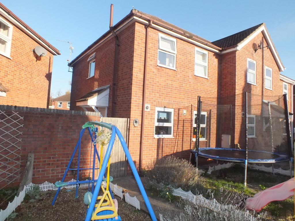 2 Bedrooms End Of Terrace House for sale in Water Lane, Spalding