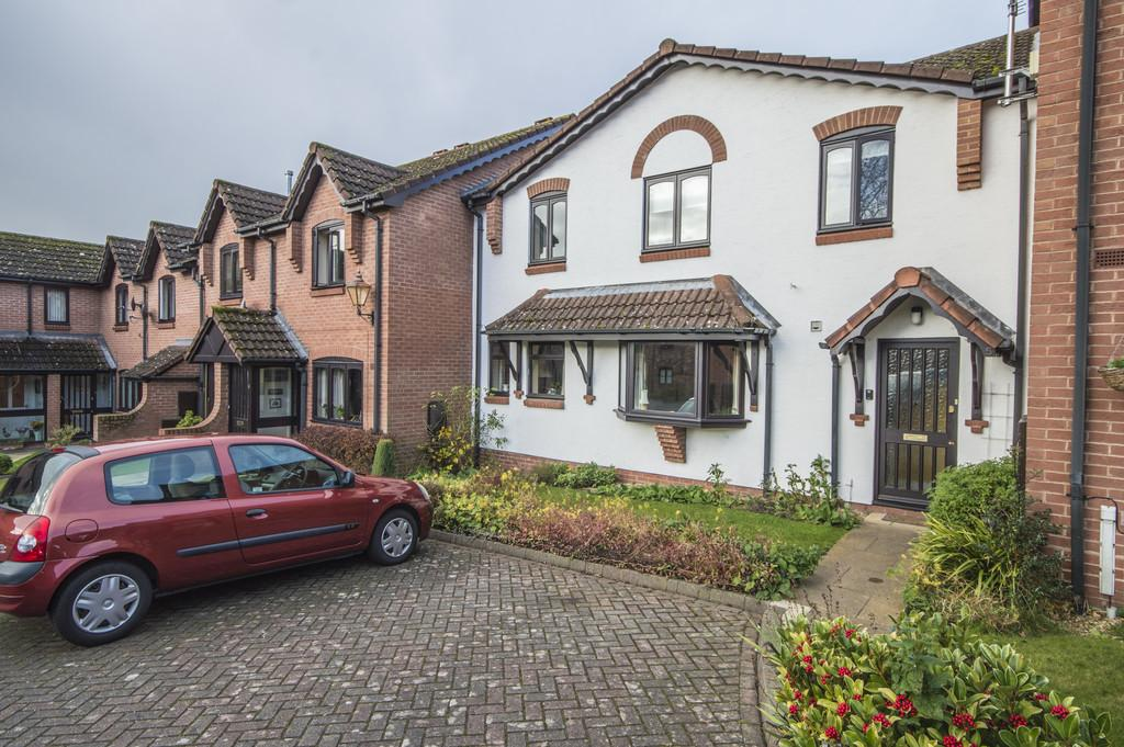 2 Bedrooms Terraced House for sale in Stephenson Place, Bewdley