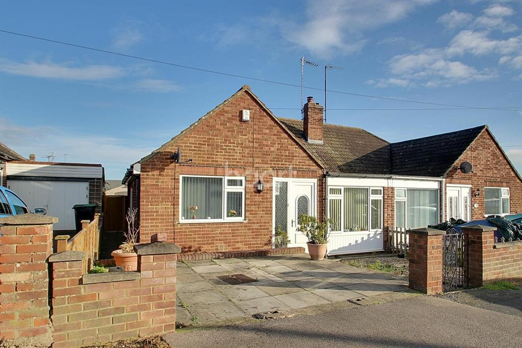 3 Bedrooms Bungalow for sale in Morris Avenue, Rushden