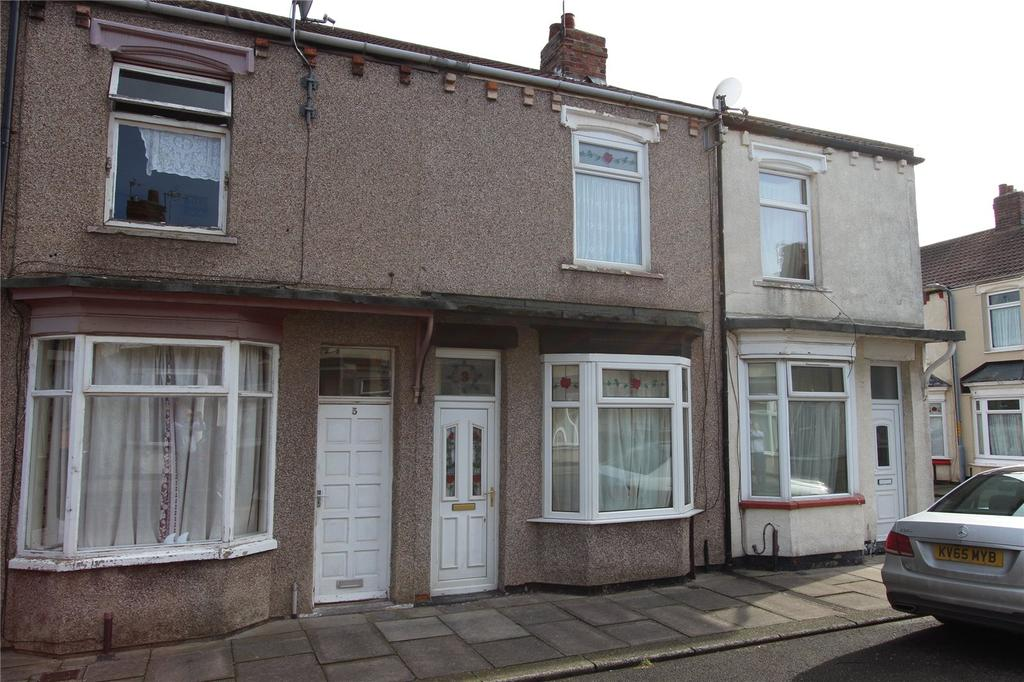 2 Bedrooms Terraced House for sale in Herbert Street, North Ormesby