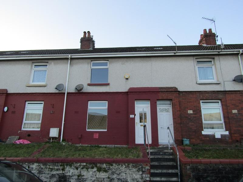 2 Bedrooms Terraced House for sale in Trewyddfa Common, Morriston, Swansea.