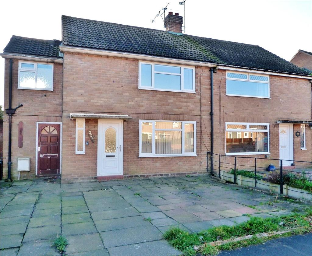 3 Bedrooms Semi Detached House for sale in Queens Drive, Nantwich, Cheshire, CW5