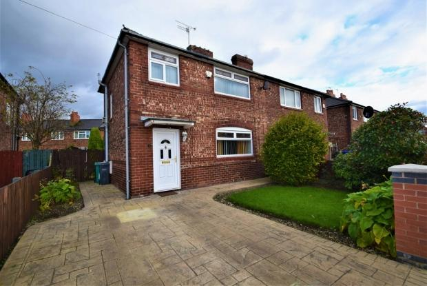 3 Bedrooms Semi Detached House for sale in Hart Road Fallowfield. M14 7ld Manchester