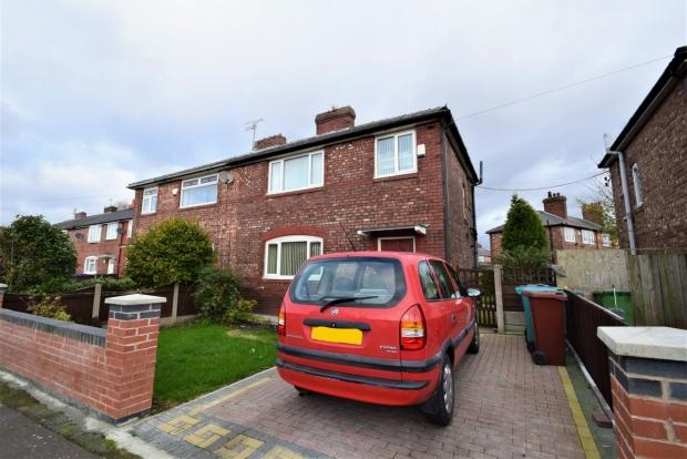 3 Bedrooms Semi Detached House for sale in Hart Road Fallowfield Manchester