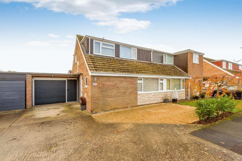 3 Bedrooms Semi Detached House for sale in Shakespeare Road, Eynsham