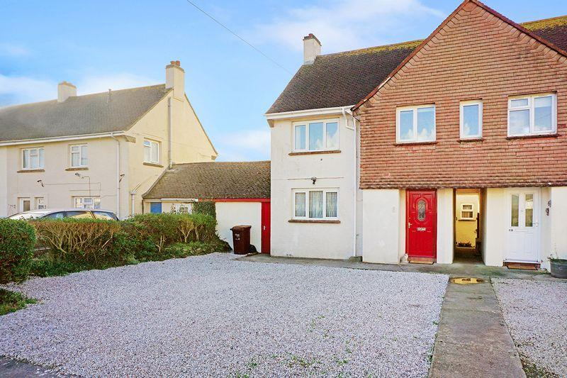 3 Bedrooms Semi Detached House for sale in St Olafs Road, Stratton, Bude