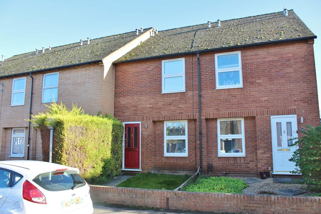 2 Bedrooms Terraced House for sale in Radcliffe Road, Hitchin, SG5