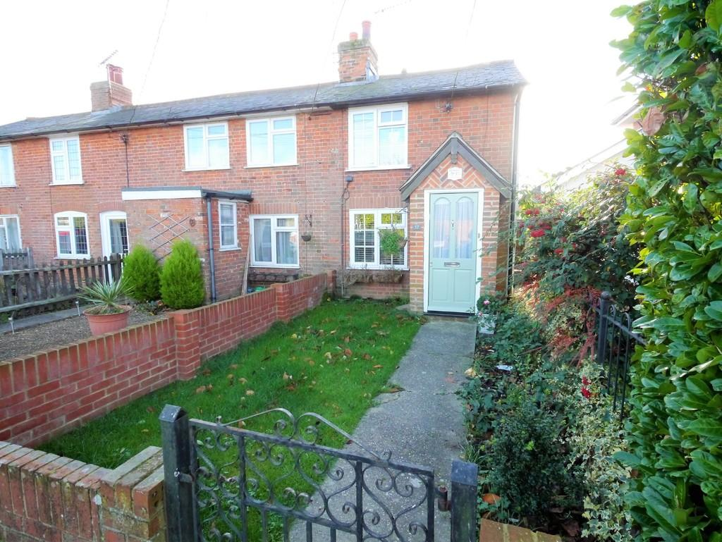 2 Bedrooms End Of Terrace House for sale in The Street, Capel St. Mary, Ipswich