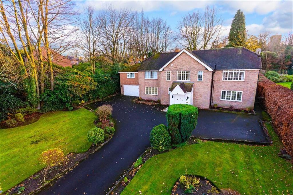 6 Bedrooms Detached House for sale in Grey Road, Altrincham, Cheshire, WA14