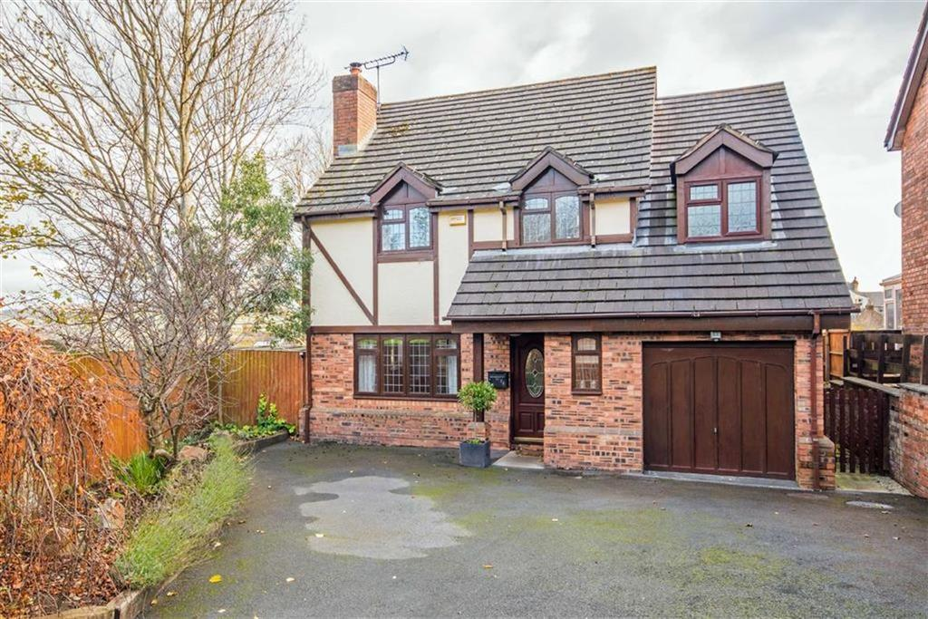 4 Bedrooms Detached House for sale in Cysgod Y Graig, Denbigh, Denbigh