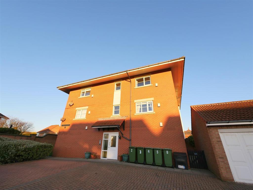 2 Bedrooms Apartment Flat for sale in Liddell Court, Haven Court, Sunderland