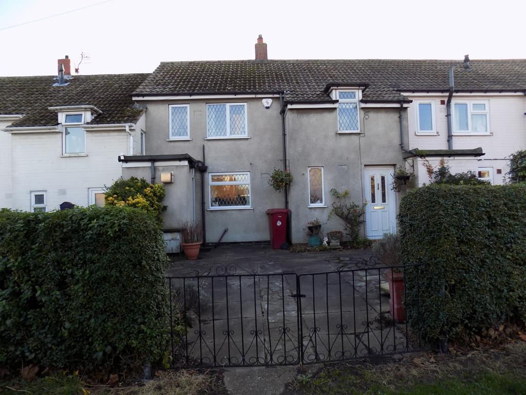 3 Bedrooms Terraced House for sale in Pilgrims Close, South Killingholme DN40
