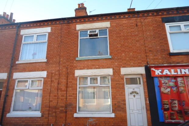 3 Bedrooms Terraced House for sale in Browning Street, Leicester, LE3