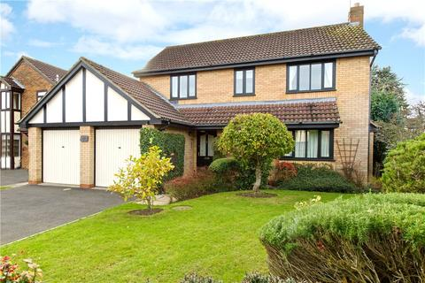 4 bedroom detached house for sale - Harefoot Close, Duston, Northamptonshire