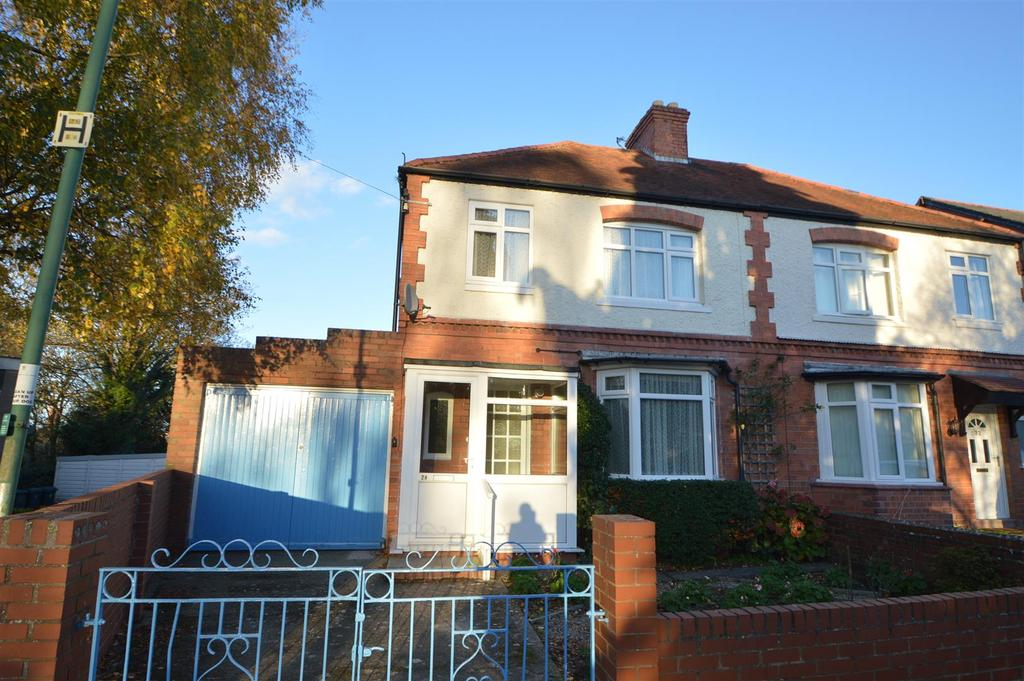 3 Bedrooms Semi Detached House for sale in 24 Vane Road, Shrewsbury SY3 7HB