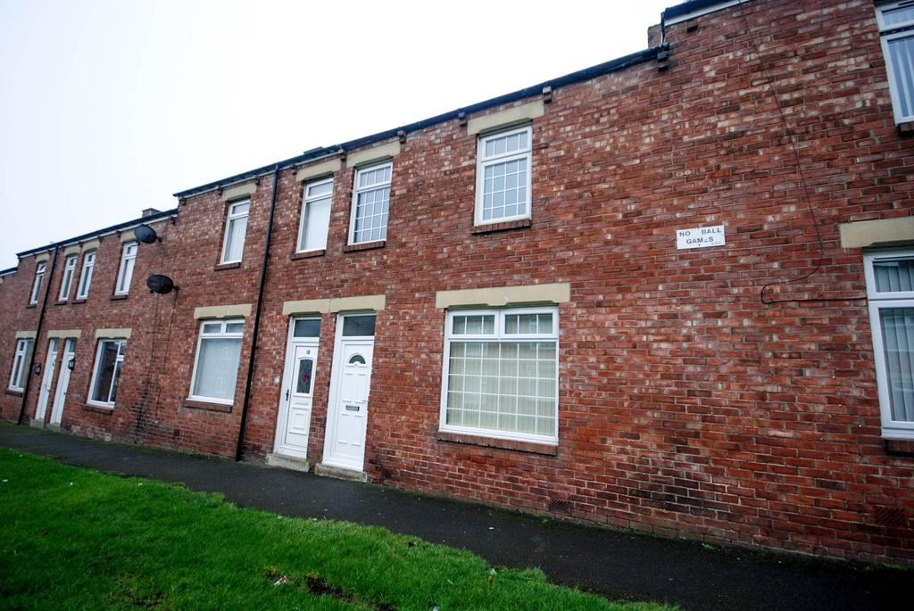 3 Bedrooms Terraced House for sale in The Avenue, Pelton