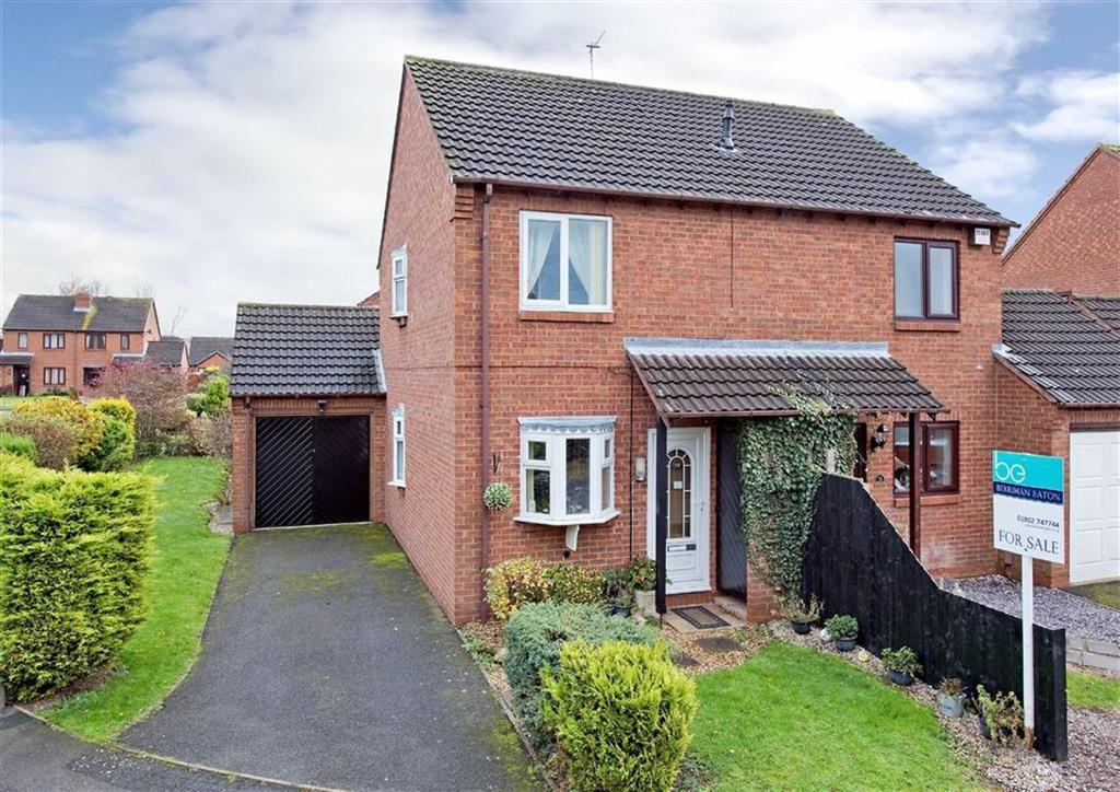 2 Bedrooms Semi Detached House for sale in 70, Admirals Way, Shifnal, Shropshire, TF11