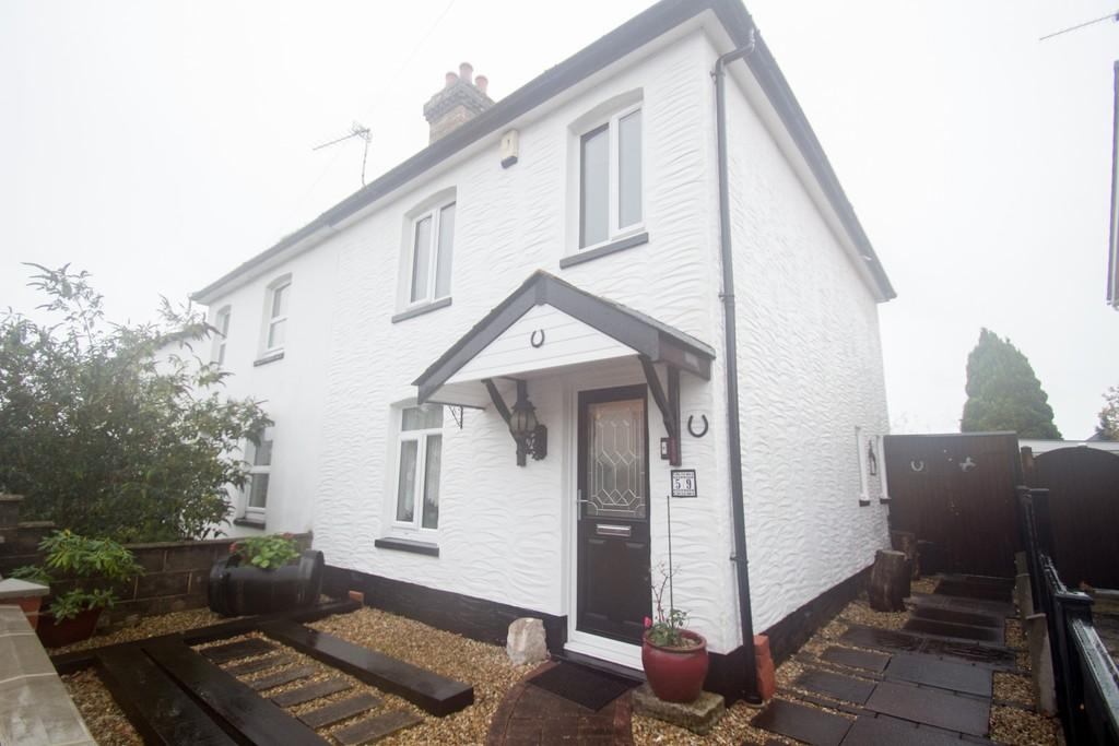 2 Bedrooms Semi Detached House for sale in Wycliffe Road, Winton