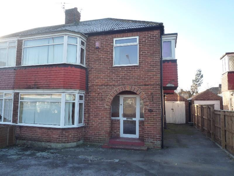 3 Bedrooms Semi Detached House for sale in Stokesley Road, Marton-In-Cleveland