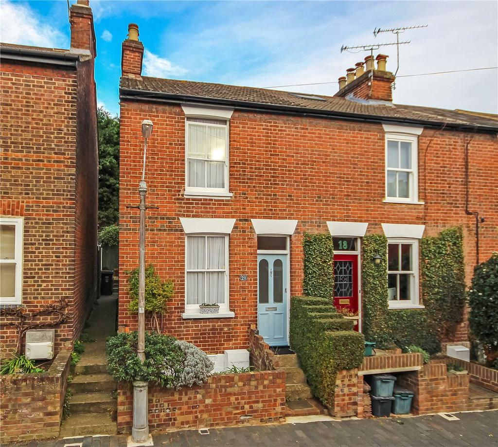 2 Bedrooms End Of Terrace House for sale in Bardwell Road, St. Albans, Hertfordshire