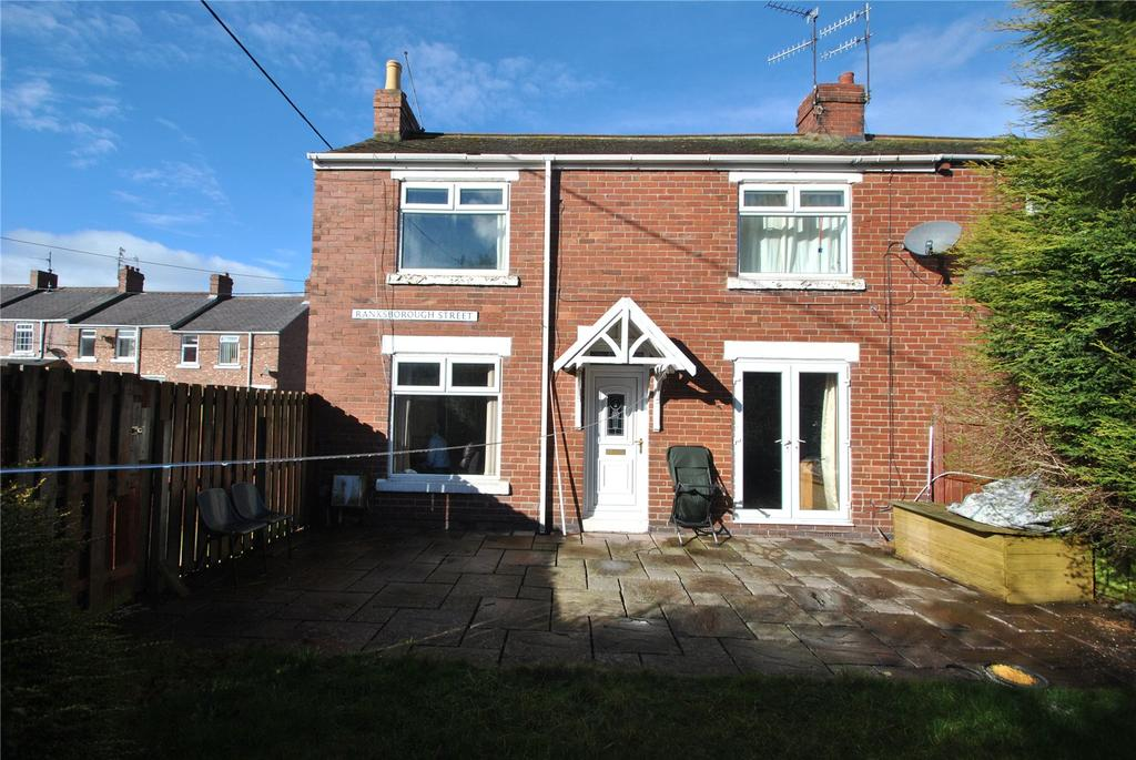 2 Bedrooms End Of Terrace House for sale in Ranksborough Street, Seaham, Co. Durham, SR7